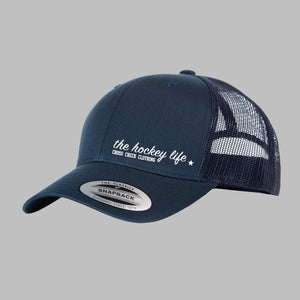 HockeyLife Trucker Navy