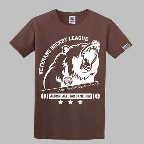 Veterans Hockey League Shirt