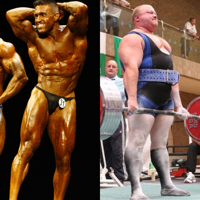 Bodybuilding vs Powerlifting - Which Is Best?