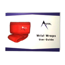 Aster Wrist Wraps User Guide