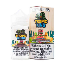 Dripmore - Tropic King - Mad Melon - Nordic E cigg