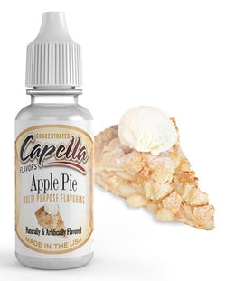 Capella Flavor - Apple Pie - Nordic E cigg