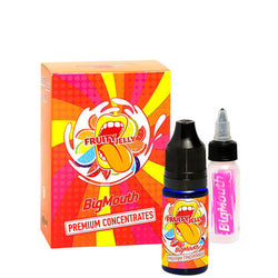 Big Mouth - Classic - Fruity Jelly - Nordic E cigg