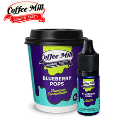 Coffe Mill - Blueberry Pops - Nordic E cigg