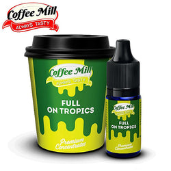 CoffeeMill - Full On Tropics - Nordic E cigg