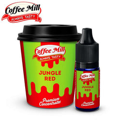 CoffeeMill - Jungle Red - Nordic E cigg