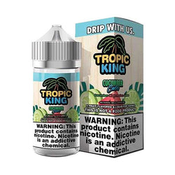 Dripmore - Tropic King - Cucumber Cooler - Nordic E cigg