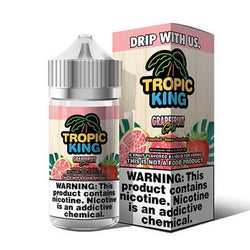 Dripmore - Tropic King - Grapefruit Gust - Nordic E cigg