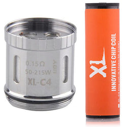 IJOY - XL-C4 Light-Up Chip coil - Nordic E cigg
