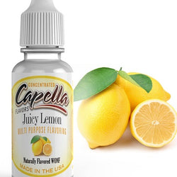 Capella - Juicy Lemon - Nordic E cigg