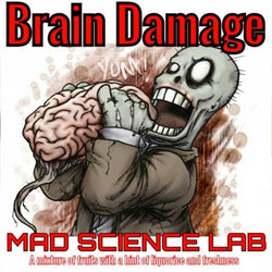 Mad Science - Lab Essence - Brain Damage - Nordic E cigg