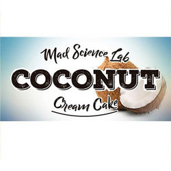 Mad Science - Lab Essence - Coconut Cream Cake - Nordic E cigg