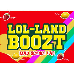 Mad Science - Lab Essence - Lol-Land Boozt - Nordic E cigg