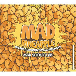 Mad Science - Lab Essence - Mad Pineapple - Nordic E cigg