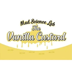 Mad Science - Lab Essence -The Vanilla Custard - Nordic E cigg