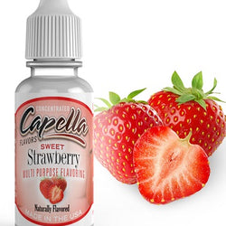 Capella - Sweet Strawberry - Nordic E cigg