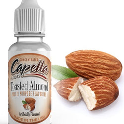 Capella - Toasted Almond - Nordic E cigg