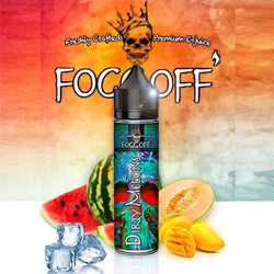 FOGG OFF JUICE - DIRTY MELONS - Nordic E cigg