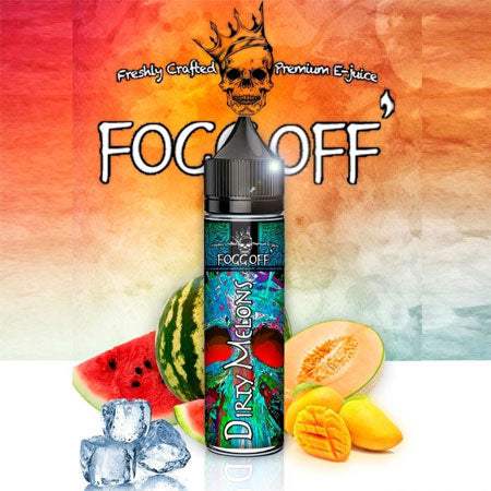 FOGG OFF JUICE - DIRTY MELONS