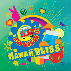 Big Mouth Essens - All loved up - Hawaii Bliss - Nordic E cigg
