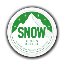 SNOW - Green Breeze - Nordic E cigg