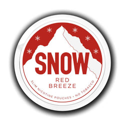 SNOW - Red Breeze - Nordic E cigg
