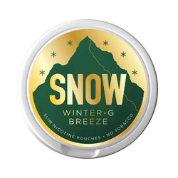 SNOW - Winter-G Breeze - Nordic E cigg