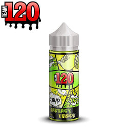 Team 120 - Fantasy Lemon - Nordic E cigg