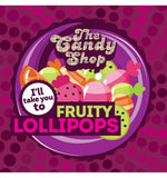 Big Mouth Essens - Candy Shop - Fruity Lollipops - Nordic E cigg