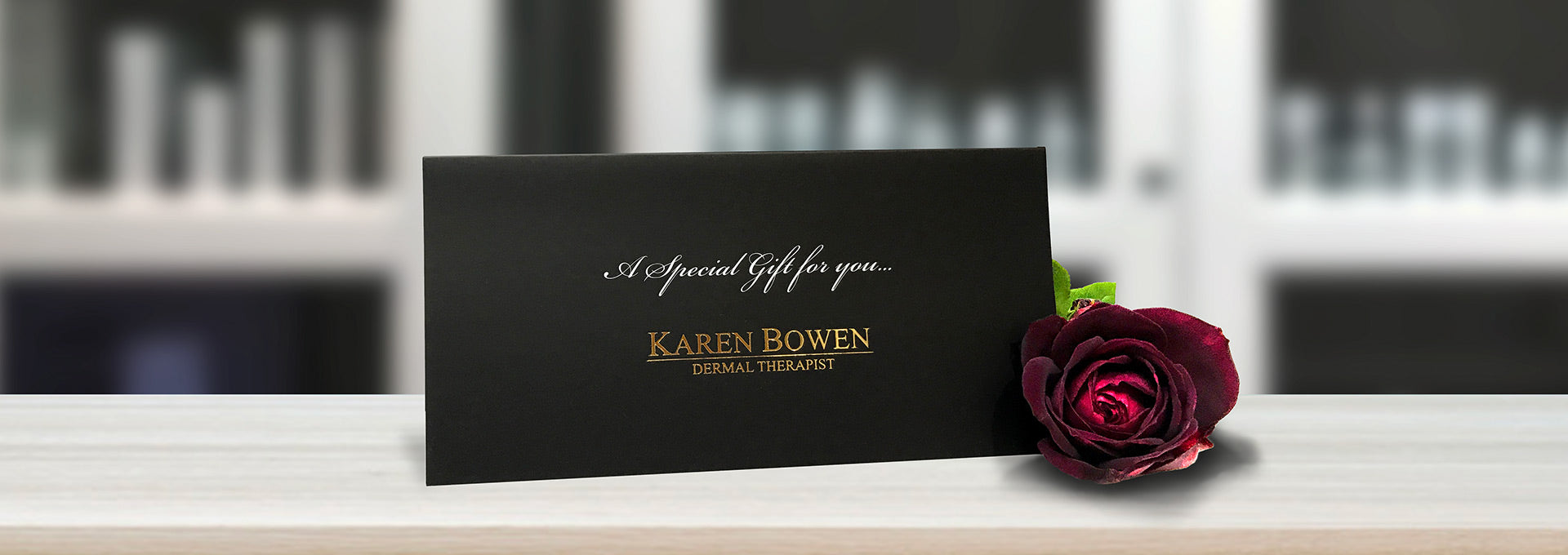 Gift Card for a Loved One - Karen Bowen Skin Care Clinic Perth