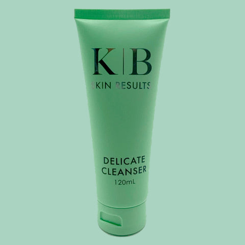 K|B Skin Results Delicate Cleanser 120ml