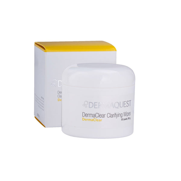 Dermaquest DermaClear Clarifying Wipes 85g