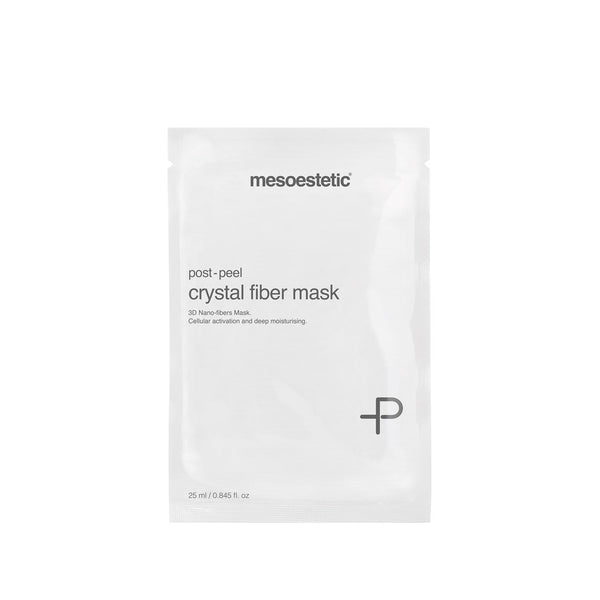 Mesoestetic post_peel Crystal Fiber Mask 25ml