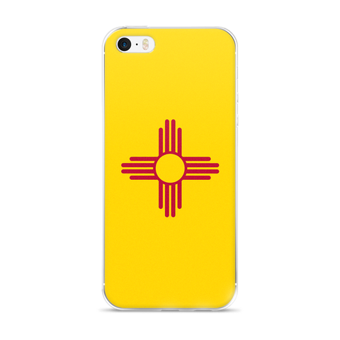 New Mexico iPhone 5/5s/Se, 6/6s, 6/6s Plus Phone Case