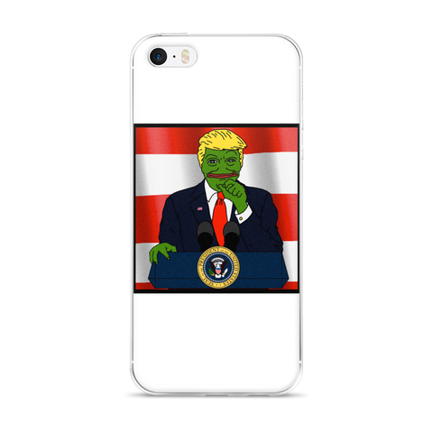 President Elect iPhone 5/5s/Se, 6/6s, 6/6s Plus Phone Case