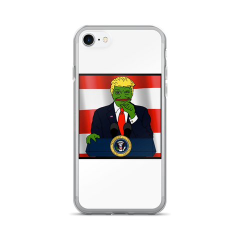President Elect iPhone 7/7 Plus Phone Case