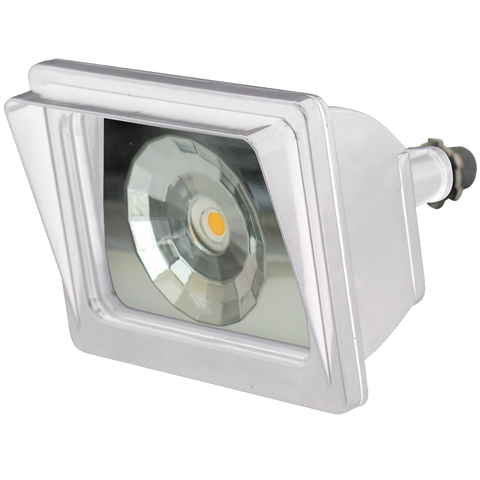 Howard Lighting FLL15-W 20Watt White LED Flood Ligh