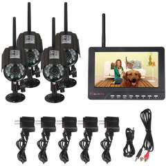 Magicfly Digital Wireless DVR Security System