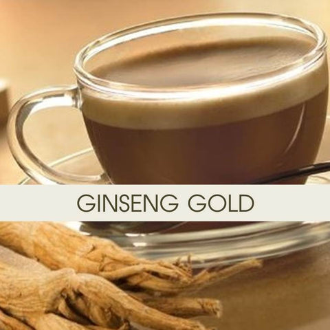 Caffè al Ginseng per bar Gold in buste da 500 gr - officinegastronomiche