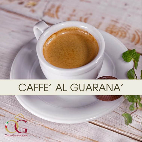 Caffè al Guaranà - officinegastronomiche