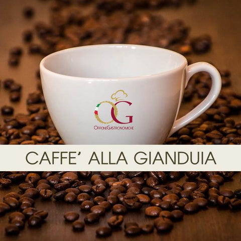 Caffè alla Gianduia - officinegastronomiche