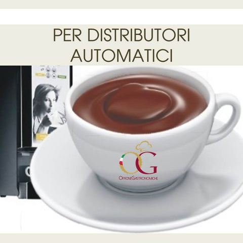 Cioccolata Breakfast per Distributori - officinegastronomiche