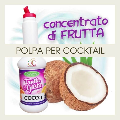 Concentrati per Cocktail Cocco - officinegastronomiche