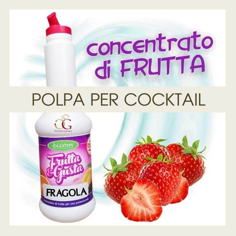 Concentrati per Cocktail Fragola - officinegastronomiche