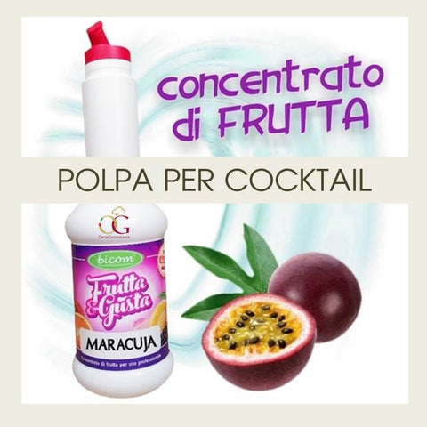 Concentrati per Cocktail Maracuja - officinegastronomiche
