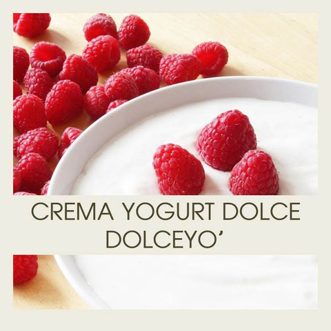 Crema di Yogurt Dolce - officinegastronomiche