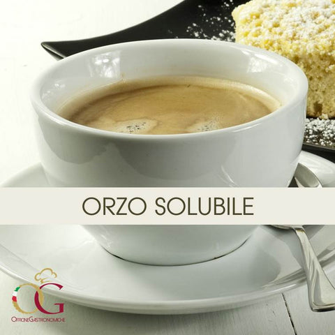 Orzo Solubile per Bar - officinegastronomiche