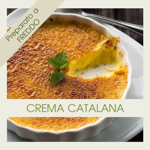 Preparato per Crema Catalana - officinegastronomiche