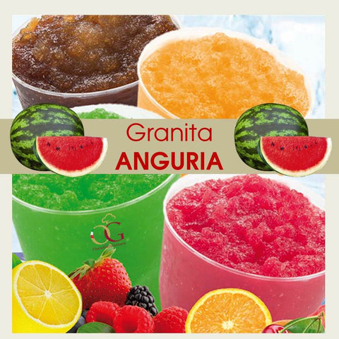 Preparato per Granita Anguria - officinegastronomiche