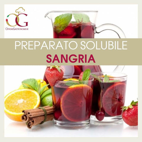 Preparato per Sangria - officinegastronomiche